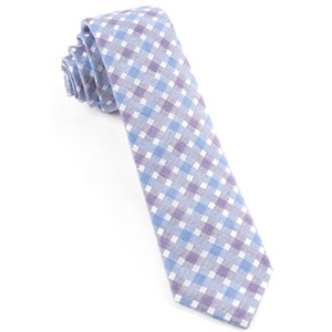 plaid bliss violet ties