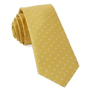 round trip yellow gold ties