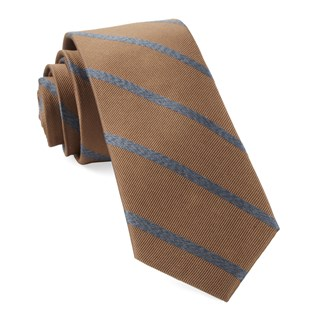 wheelhouse stripe camel ties