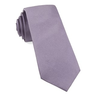 grosgrain solid lavender boys ties