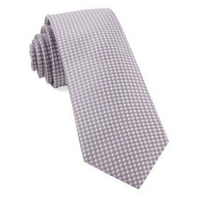 Lavender Be Married Checks ties