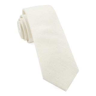 bulletin dot ivory ties