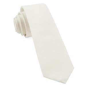 linen row ivory boys ties