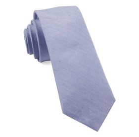 Sky Blue Linen Row ties