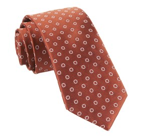 Burnt Orange Junction Geos ties