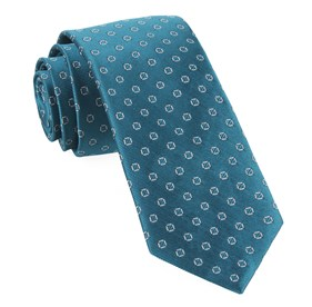 Teal Junction Geos ties