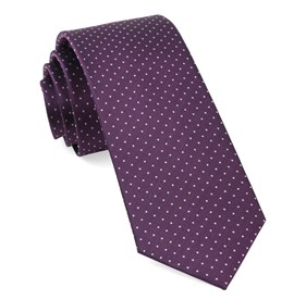 Azalea Mini Dots ties