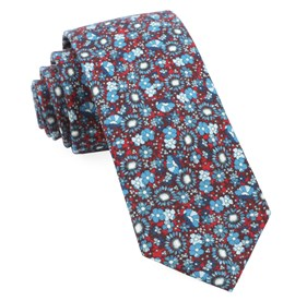 Red Flower City ties