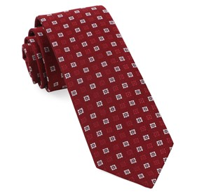 West Ridge Geos Red Ties