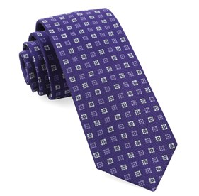Purple West Ridge Geos ties