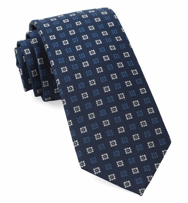 West Ridge Geos Navy Tie