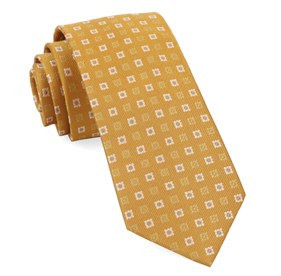 Yellow West Ridge Geos ties