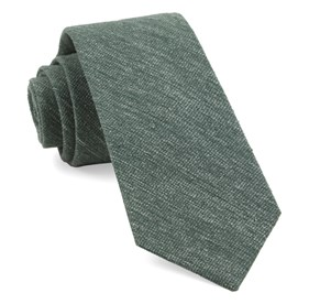 Hunter Green West Ridge Solid ties