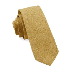 Mustard West Ridge Solid ties