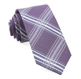 Wisteria Kp Plaid ties