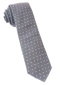 Ties - Corduroy Dots - Brown