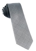 Ties - Ombre Reflex - Charcoal