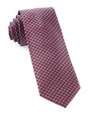 Ties - Flower Network - Apple Red