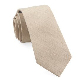 Sandstone Bhldn Linen Row ties
