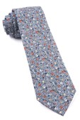 Ties - Floral Buzz - Grey