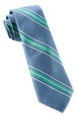 Ties - Rival Stripe - Mint