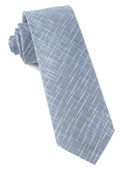 Ties - Linen Archetype - Light Blue