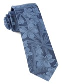 Ties - Key West Cotton - Deep Serene Blue