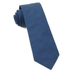 Navy Solid Patrol ties