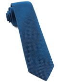 Ties - Pinpoint - Navy