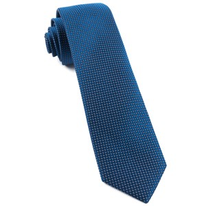 pinpoint navy ties