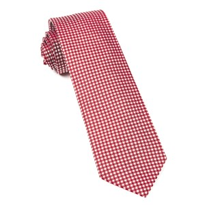 bahama checks red ties