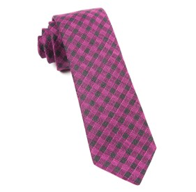 Canyon Checks Azalea Ties
