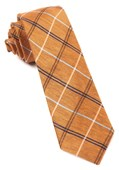 Ties - Maui Plaid - Melon