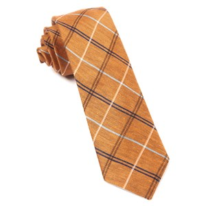 maui plaid melon ties