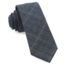 Glen Haze Grey Ties