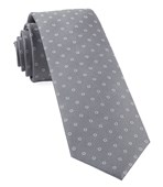 Ties - Round Trip - Light Grey