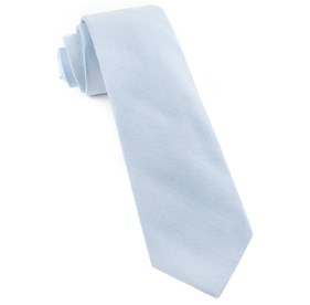 Solid Flex Light Blue Ties