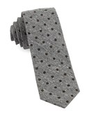 Ties - Revolve Dots - Brown