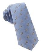 Ties - Vixen - Light Blue