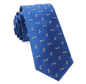 Reeds Bees Royal Blue Ties