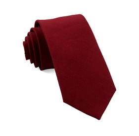 Red Cardinal Solid ties