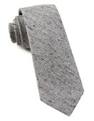 Ties - BUFF SOLID - SILVER