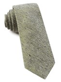 Ties - BUFF SOLID - MOSS GREEN