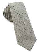 Ties - DOTTED PEACE - SAGE GREEN