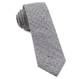 Soft Lavender Dotted Peace ties