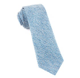 Light Serene Blue Nirvana ties