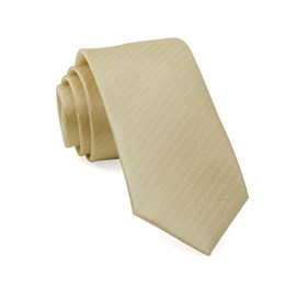Butter Mini Dots ties