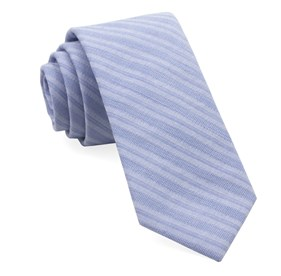 Blue North Bay Stripe ties