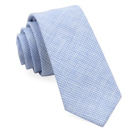 Dusty Blue Summertide Tooth ties