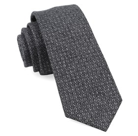 Blackboard Solid Grey Ties